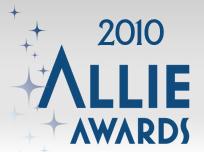 2010 Allie Award - Best Cake Presentation