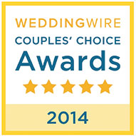 2014 - WeddingWire Couple