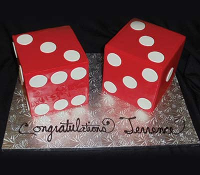 Specialty Cakes by Baker's Man Inc