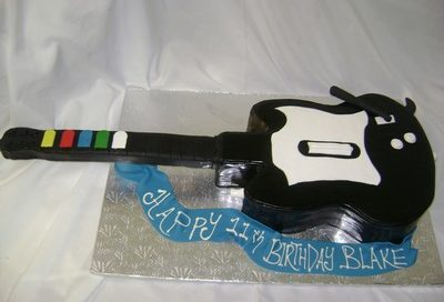 Music Instrument Cakes Favors Archives Bakers Man Inc