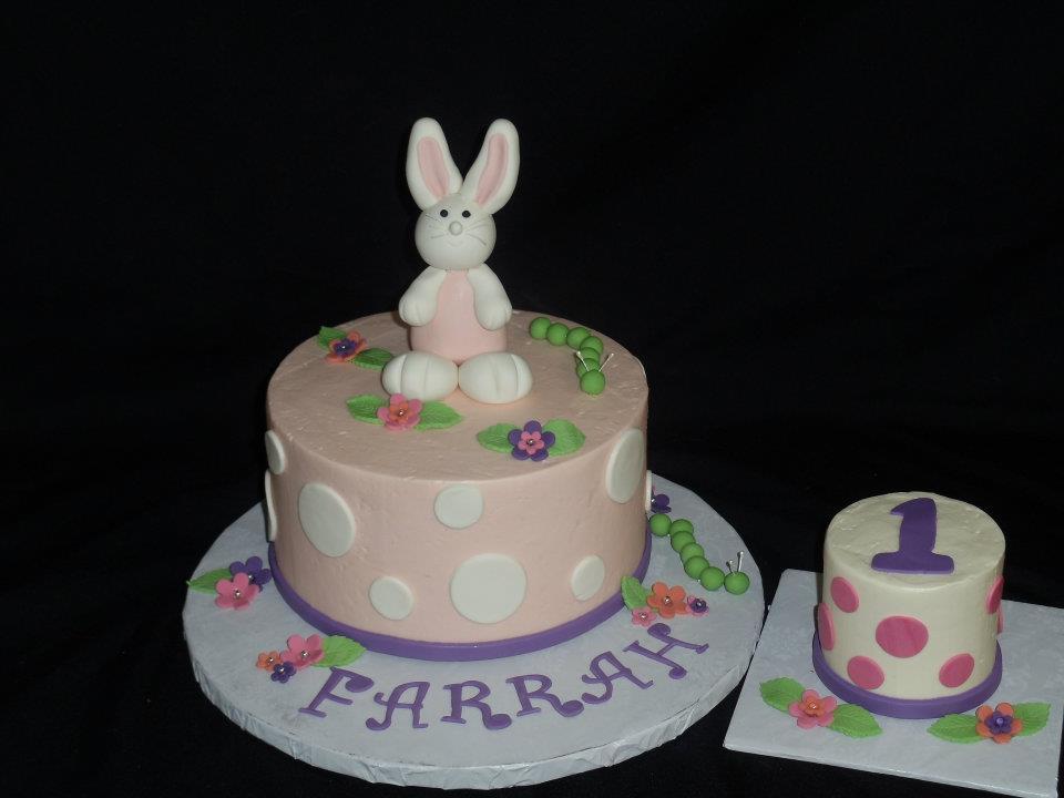 Birthday Cake 438 Bakers Man Inc