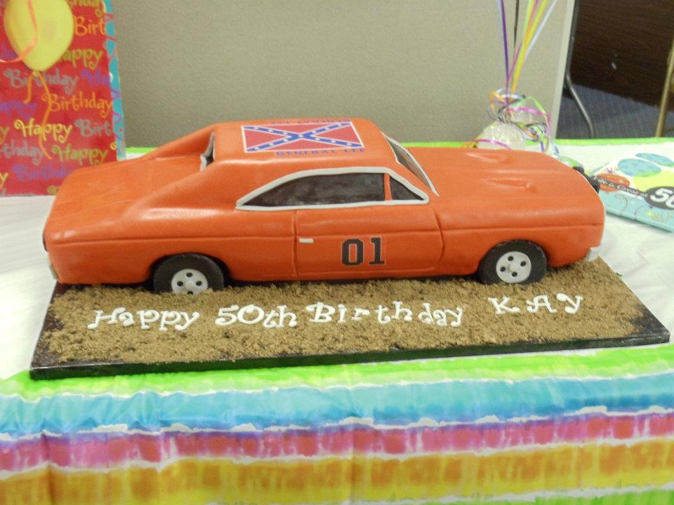 Birthday Cake 479 Bakers Man Inc