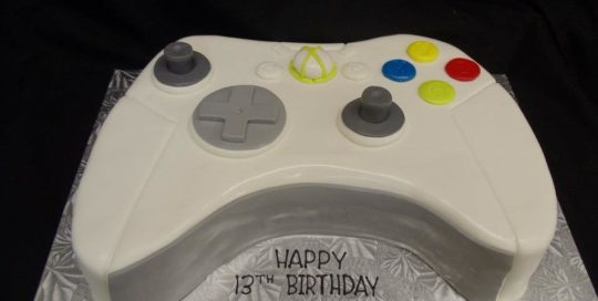 Games Cakes Favors Archives