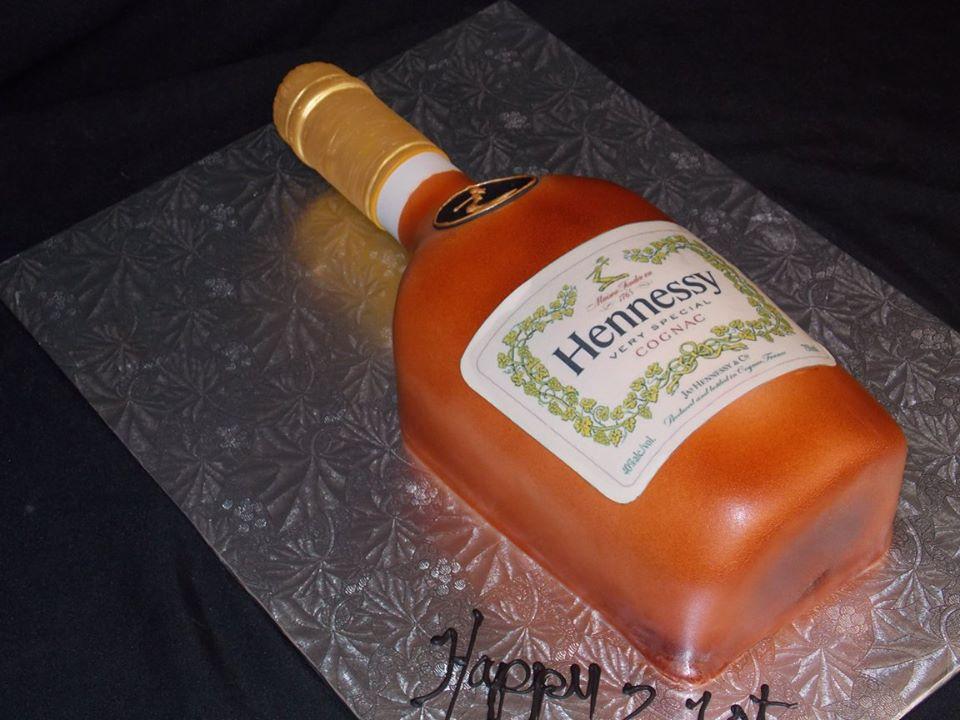 Birthday Cake 794 Bakers Man Inc