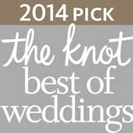 2014 - the knot - best of weddings