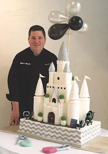 Chef Mark Brickman - Baker