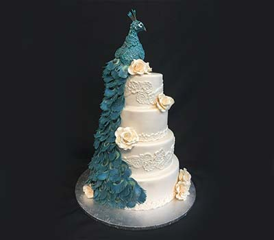 Wedding Cakes by Baker