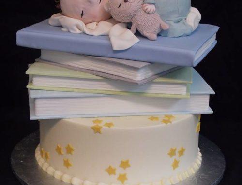 Baby Shower Cake-105