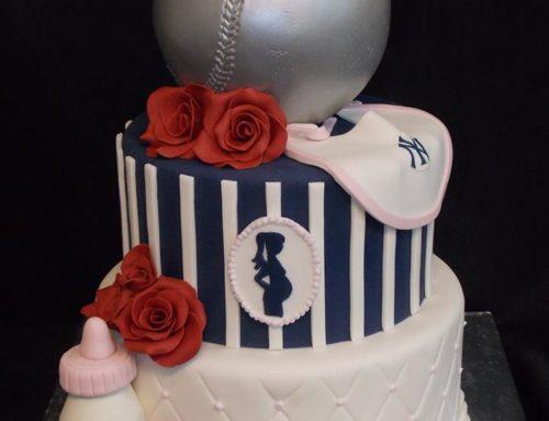Baby Shower Cake-107