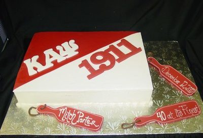 College Cakes Favors Archives