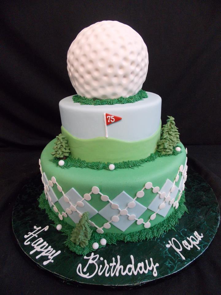 Fine Birthday Cake 575 Bakers Man Inc Personalised Birthday Cards Arneslily Jamesorg