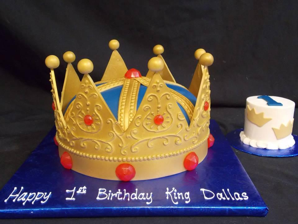 Birthday Cake 734 Baker S Man Inc