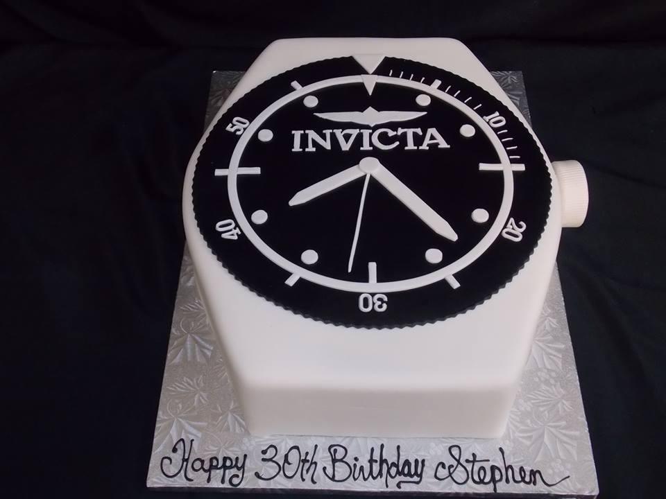 Excellent Birthday Cake 780 Bakers Man Inc Personalised Birthday Cards Arneslily Jamesorg