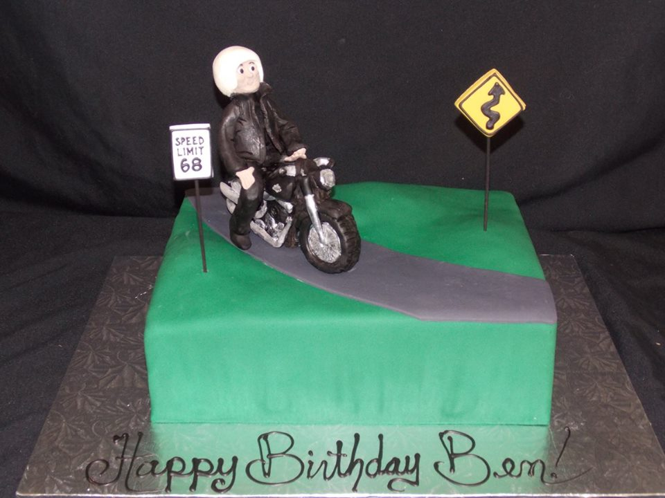 Birthday Cake 839