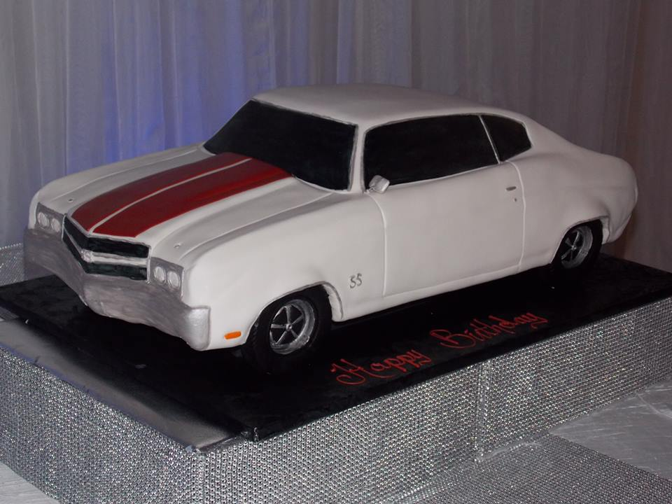 Birthday Cake 871 Baker S Man Inc