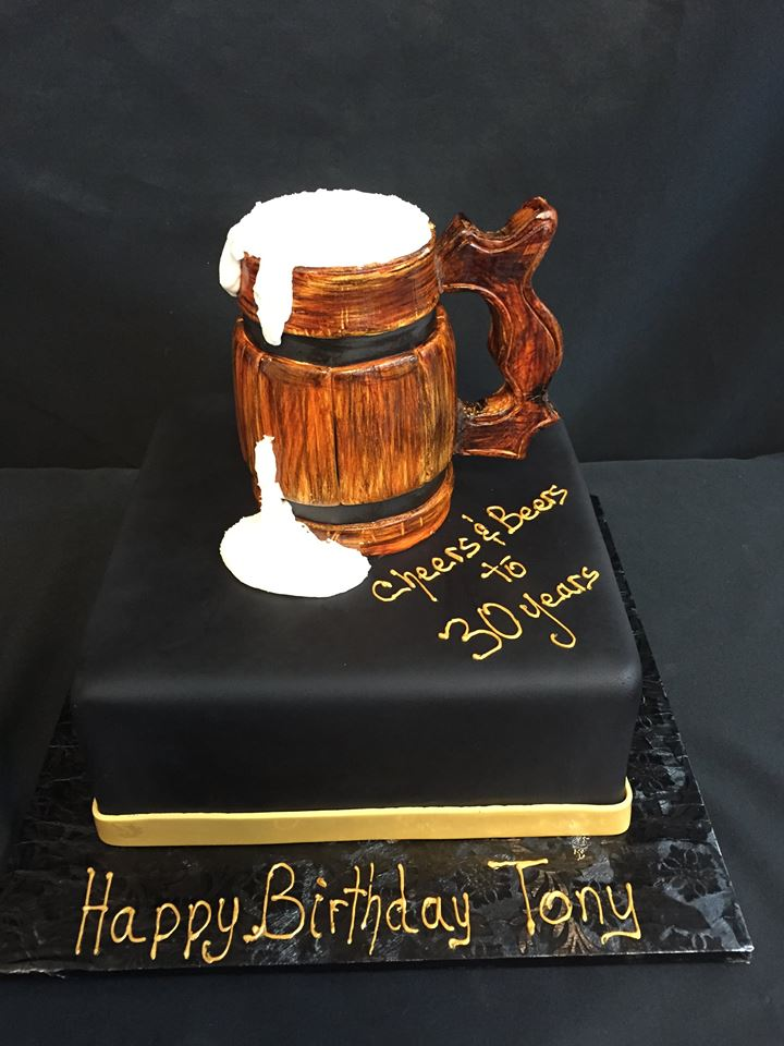 Terrific Birthday Cake 905 Bakers Man Inc Personalised Birthday Cards Akebfashionlily Jamesorg
