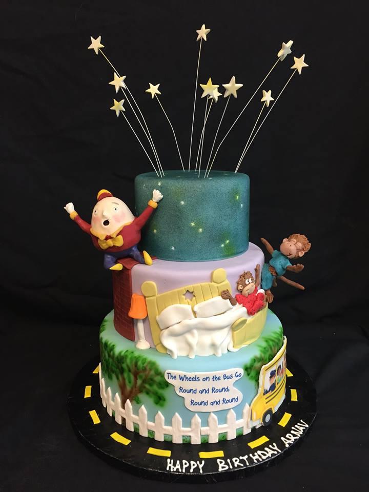 Birthday Cake 911