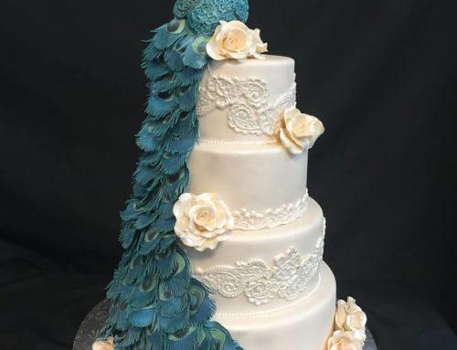 Wedding Cake 334