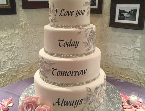 Wedding Cake 336