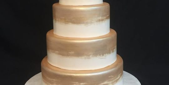 Faux Wedding Cakes Atlanta